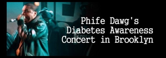 Phife Dawg's Diabetes Benefit Concert