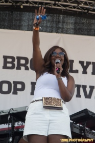 Neilsen Entertainment was a sponsor and supporter of the Brooklyn Hip-Hop Festival held at Williamsburg Park on July 11, 2015 in Brooklyn, NY