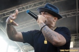 Prodigy of Mobb Deep perform at the 11th Annual Brooklyn Hip-Hop Festival held at Williamsburg Park on July 11, 2015 in Brooklyn, NY