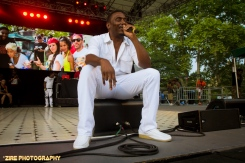 Hip-Hop Icon Big Daddy Kane performs Live at the Rock Steady Crew 38th Annual Celebration held on Sunday, July 26, 2015 at Central Park Summerstage in New York City