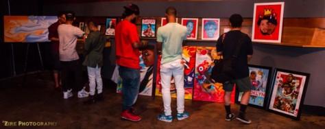 Grafitti Art The JUICE Hip-Hop Exhibition
