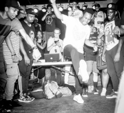 Dance Off at The JUICE Hip-Hop Exhibition