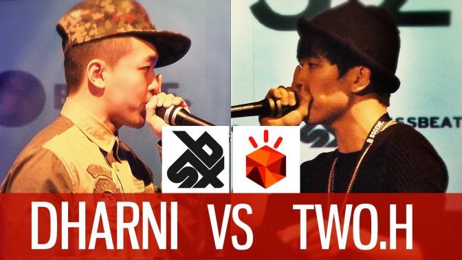 ASIAN FINAL – DHARNI (SNG) vs TWO.H (KOR) – Grand Beatbox SHOWCASE
