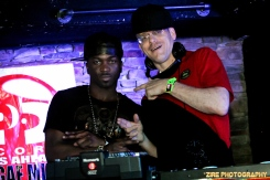 "Dj K-Salaam's and BeatNick ""Who's World Is It"" Record Release party held at the Crash Mansion in Manhattan. New York on July 31, 2008"