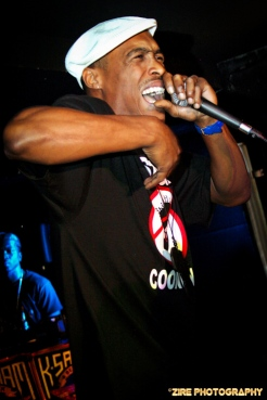 """Dj K-Salaam's and BeatNick """"Who's World Is It"""" Record Release party held at the Crash Mansion in Manhattan. New York on July 31, 2008"""