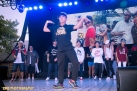 Break Dancin Live Performance at the Rock Steady Crew 38th Annual Celebration held on Sunday, July 26, 2015 at Central Park in New York City