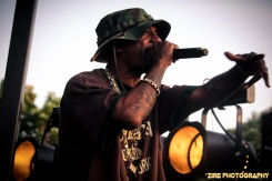 Rakim and Lyricist Lounge at Summerstage Red Hook Brookkyn