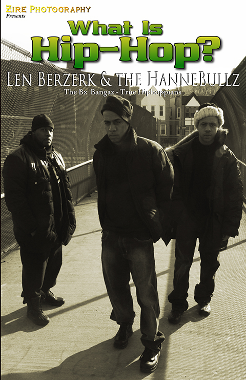 Len Berzerk and The HanneBullz – Back 2 Da Bx!