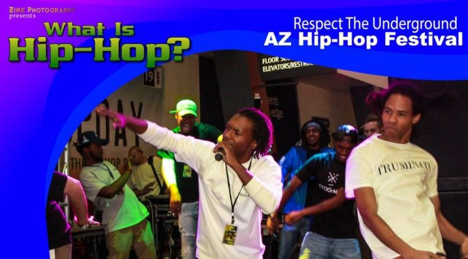 Arizona Celebrates Its 3rd Annual Hip-Hop Festival