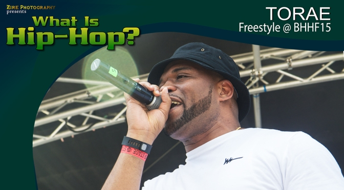 What Is Hip-Hop Rap by Torae