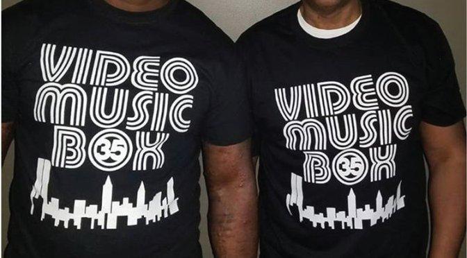The Official Video Music Box 35th Anniversary Teeshirt