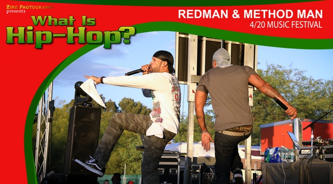 Redman and Method Man Announce The Making Of How High 2