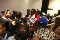 KRS-One's Book Signing Party: The Gospel of Hip Hop | Photo by Tyrone Z. McCants